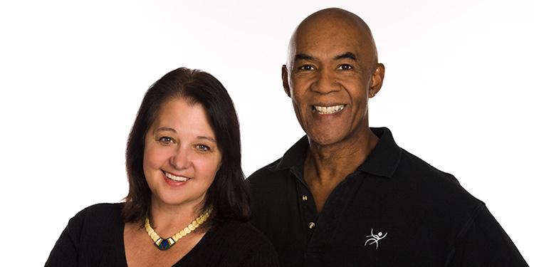 Paula Conrad & Stan Strickland